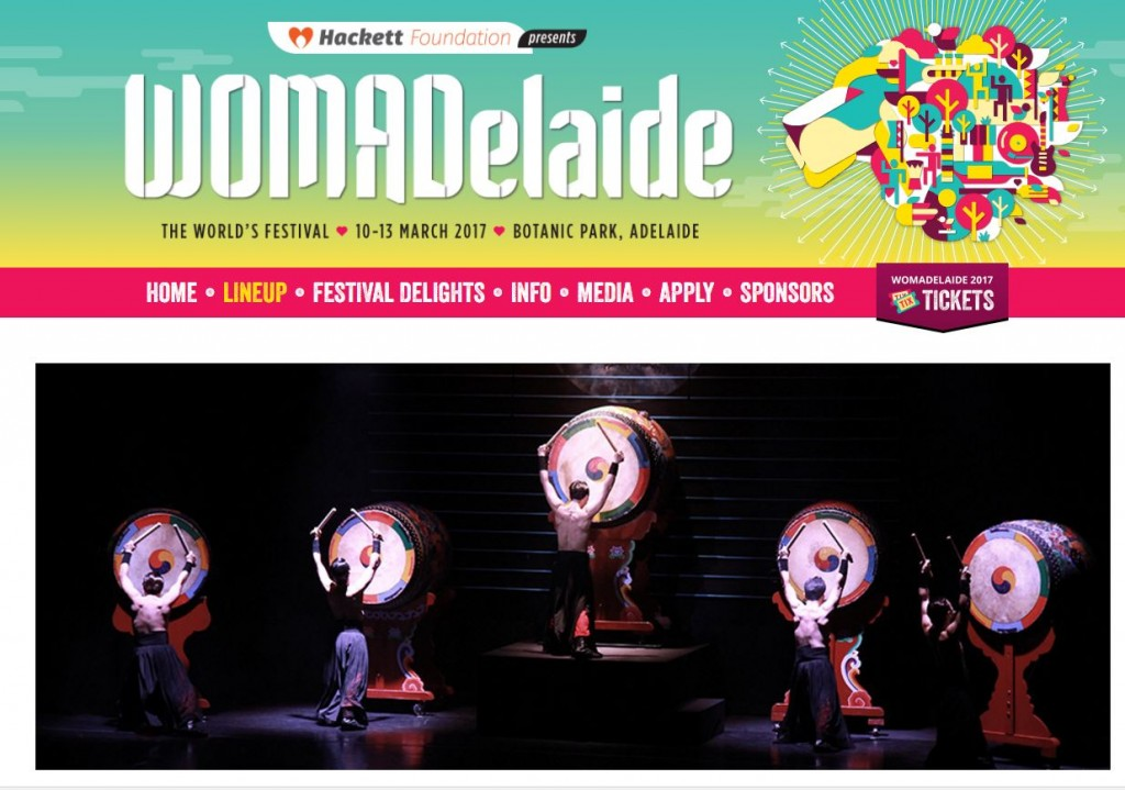 WOMAD TAGO