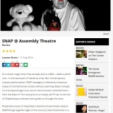 Review-SNAP 8