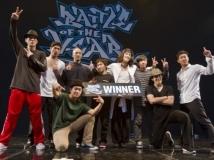 Seoul Metropolitan B-boy 'Gamblerz Crew'